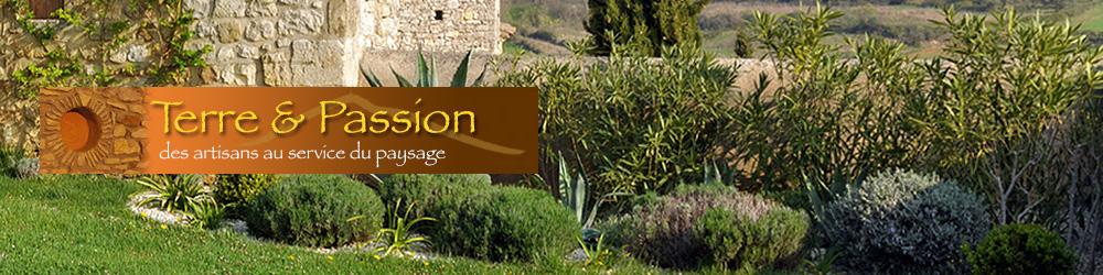 Terre et passion am nagement entretien espace for Entretien jardin vaucluse